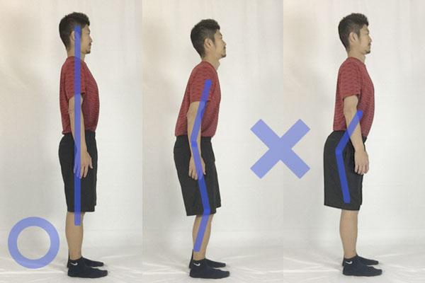 ヒップアップに役立つ歩き方・ウォーキングは正しい姿勢から身につける事が大切