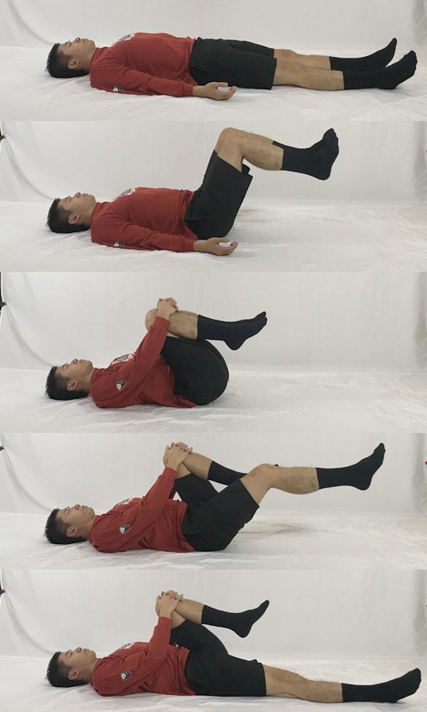 腸腰筋の緊張チェックに役立つトーマステスト