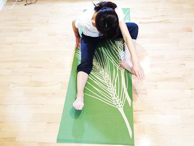 腰痛を改善するストレッチ2