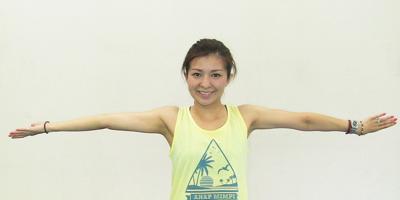 腕の筋トレ2