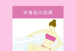 半身浴の効果と消費カロリー:汗が出ない場合の対策など