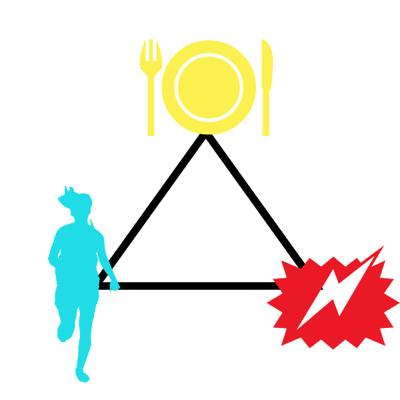 ダイエットに大切な運動と食事と適度なストレス