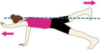 脊柱起立筋と多裂筋を鍛える