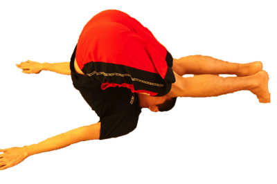 足底筋膜炎の改善に役立つ腰のストレッチ