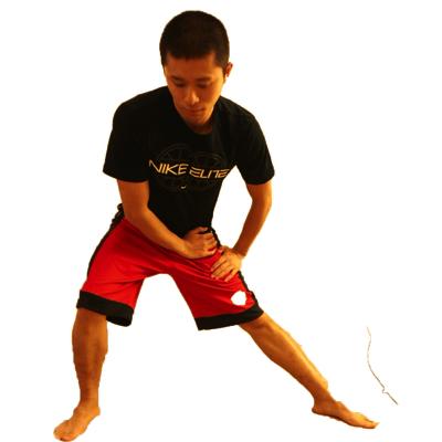足底筋膜炎の改善に役立つハムストリングスのストレッチ