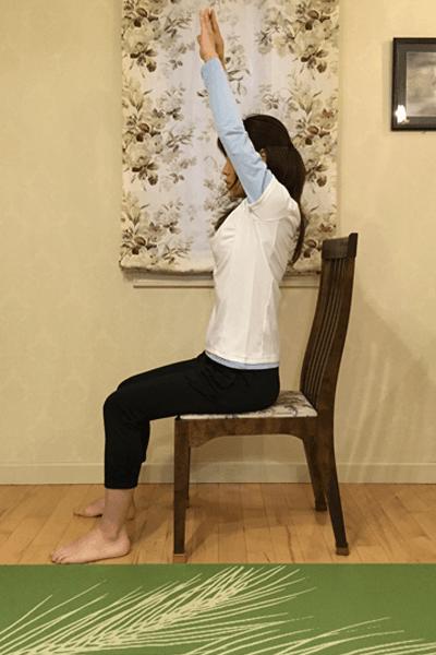 腹部深層筋の安定化:腹筋を意識してドローイン