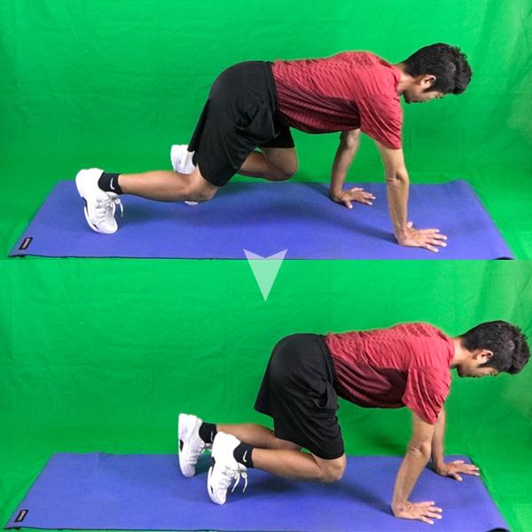 体幹トレーニング:ビースト2