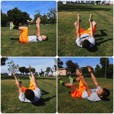 ファンクショナルトレーニング:ロッキング