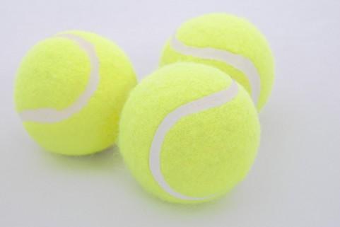 筋膜リリースによく使われるテニスボール