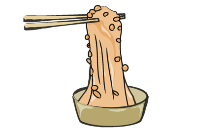 納豆のダイエット効果・ナットウキナーゼ