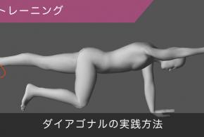 ダイアゴナルの詳しい実践方法・注意点(体幹トレーニング)
