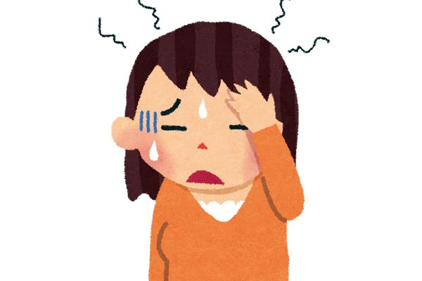 排卵期に頭痛や排卵痛など様々な症状が現れる
