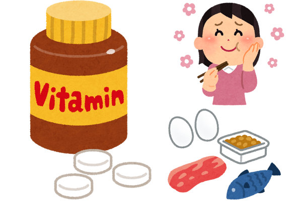 PMSを緩和するにはサプリなどでビタミンB6の摂取は効果的