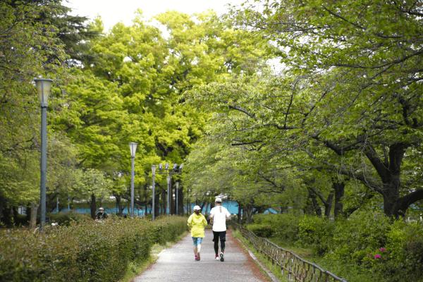 筋肉を緩める方法:運動も大切