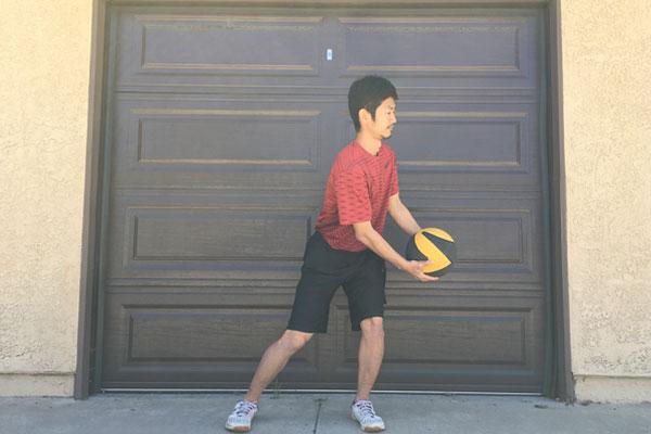 メディスンボールを使った実践的な体幹トレーニング2