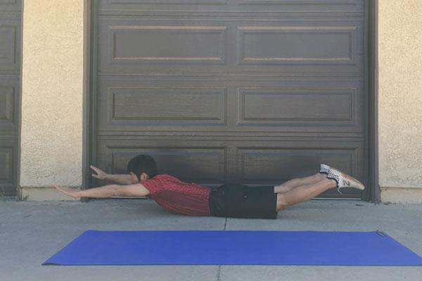 ログローリング:子供にも最適な体幹トレーニング3